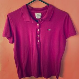 Authentic Lacoste (used)